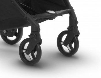 Поворотные колёса с фиксацией