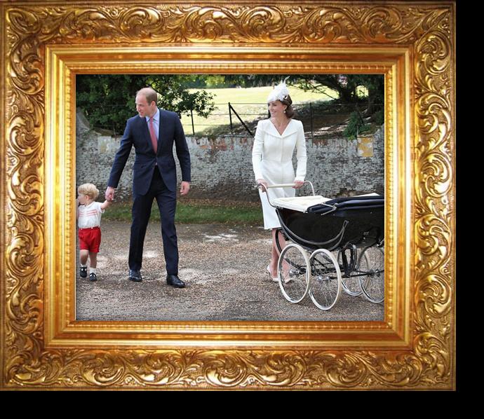 Коляска со 140-летней историей и выбор королевской семьи, от Грейс Келли до Принцессы Дианы