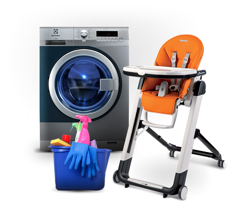 Удобно мыть
