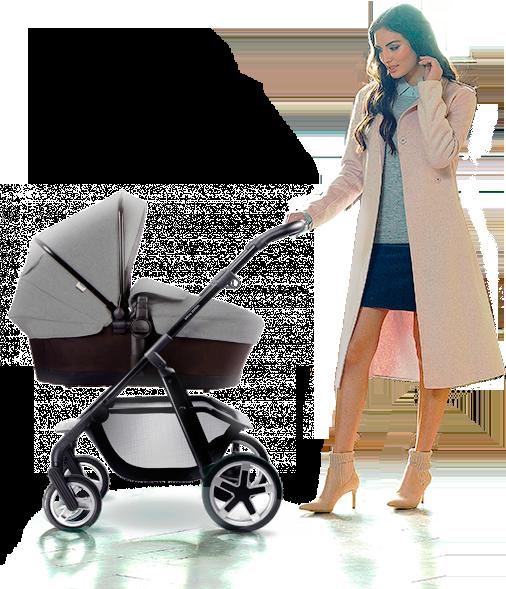 Pioneer -  коляска для активных прогулок и сна