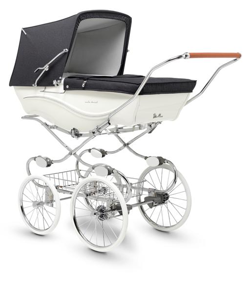 Kensington — коляска для современной жизни