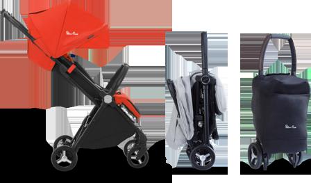 Jet – коляска для тех, кто часто путешествует