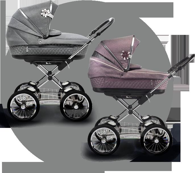Идеальные коляски для городской среды