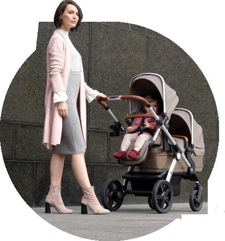 Silver Cross – коляски удобные, как малышам, так и для родителей