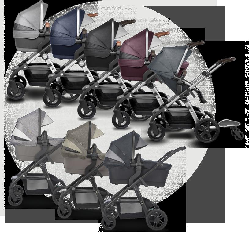 Silver Cross — коляски с привлекающим дизайном