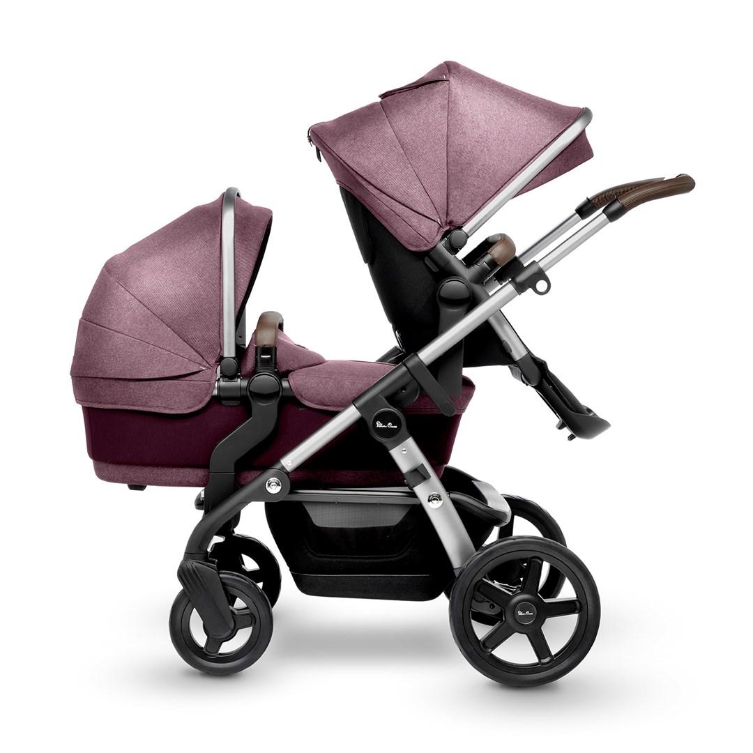 Детские коляски-люльки для новорожденных