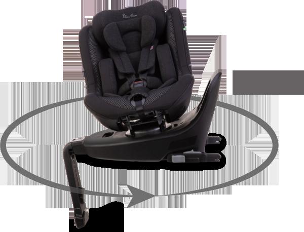 Удобно сажать малыша в кресло