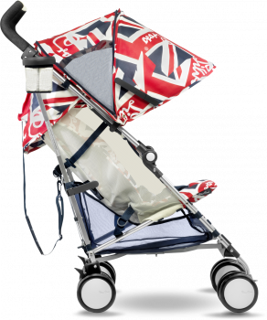 Коляска Silver Cross Fizz Cool Britannia