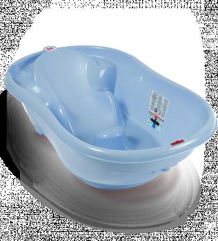Ванночка анатомическая Ok Baby Onda голубой
