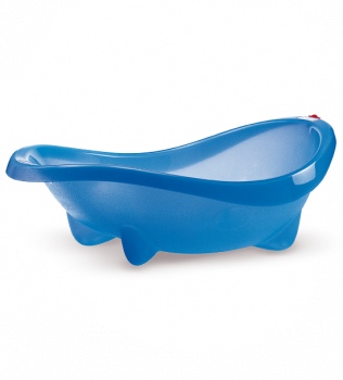 Ванночка для купания Ok Baby Laguna синий