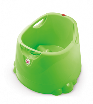 Ванночка Ok Baby Opla зелёный