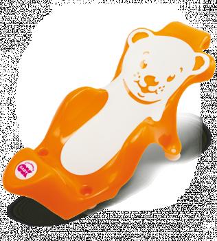 Горка для купания Ok Baby Buddy оранжевый