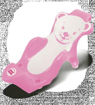 Горка для купания Ok Baby Buddy розовый