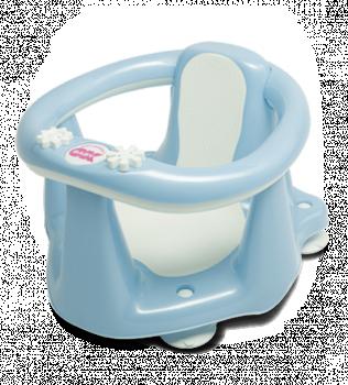 Сиденье в ванну Ok Baby Flipper Evolution голубой