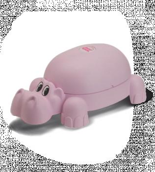 Горшочек Ok Baby Ippopotamo розовый