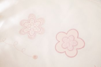 Одеяло детское Silver Cross Vintage Pink