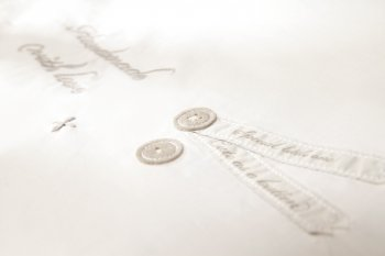 Одеяло детское Silver Cross Handmade With Love