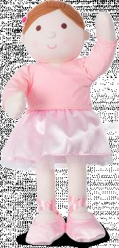 Кукла балерина Silver Cross Darcey