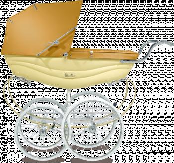 Коляска для новорожденных Silver Cross Balmoral Caramel