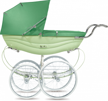 Коляска для новорожденных Silver Cross Balmoral Fern