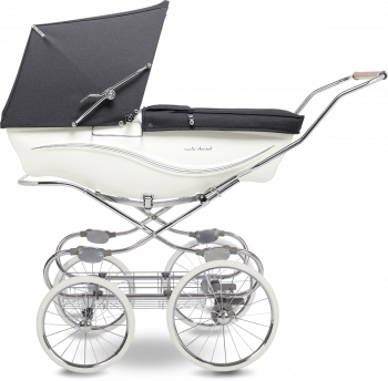 Коляска для новорожденных Silver Cross Kensington Marie Chantal
