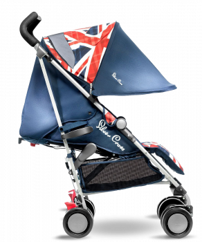Коляска Silver Cross POP 2 Cool Britannia (New Print)