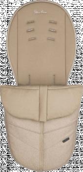 Муфта на ножки универсальная Silver Cross для коляски Linen