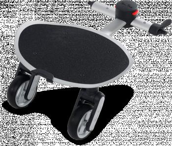 Подножка для 2-го ребенка Silver Cross Surf Buggy Board Silver