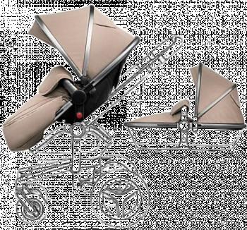 Сменный набор аксессуаров для коляски Silver Cross Surf Graphite/Sand