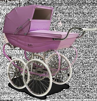 Коляска для новорожденных Silver Cross Balmoral Purple