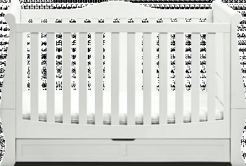 Кровать для детской комнаты Silver Cross Nostalgia Cot Bed