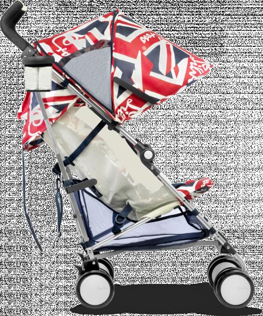 Коляска Silver Cross Fizz Cool Britannia