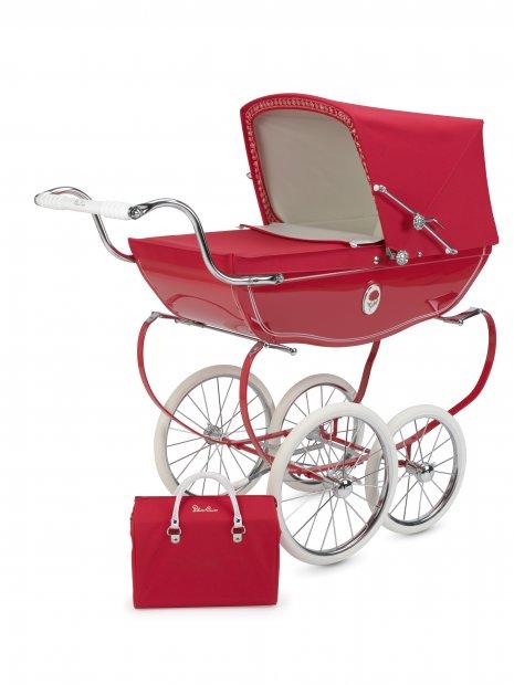 Кукольная коляска Silver Cross Chatsworth Poppy
