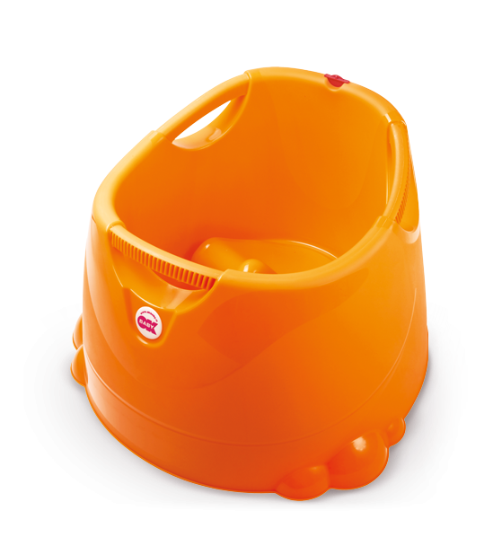 Ванночка Ok Baby Opla оранжевый