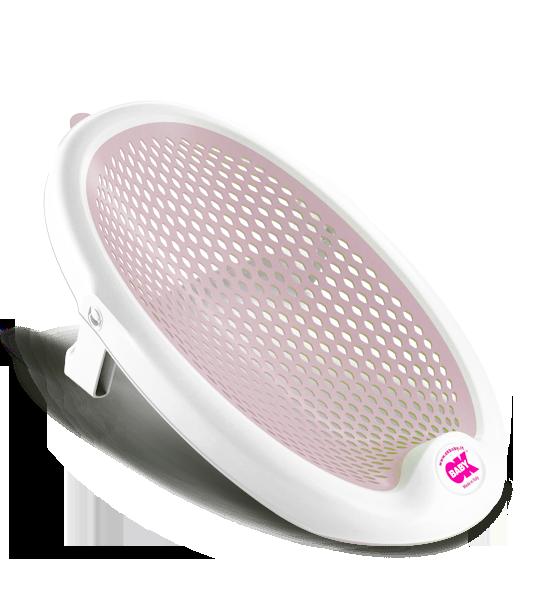 Горка для купания Ok Baby Jelly Sdraienna 1M6 светло-розовый