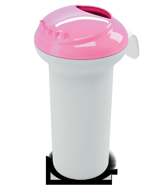 Лейка Ok Baby Splash розовый