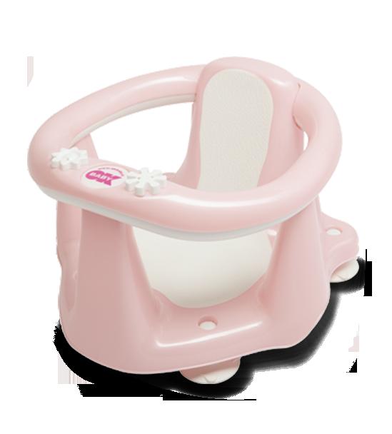 Сиденье в ванну Ok Baby Flipper Evolution светло-розовый