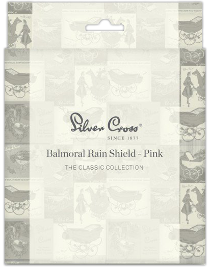 Дождевик Silver Cross Balmoral Pink