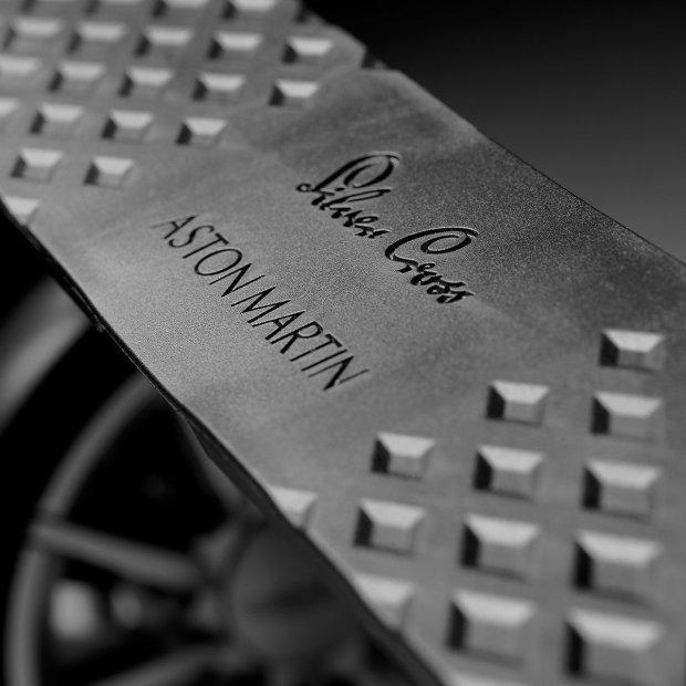 Коляска-трость Silver Cross Reflex Aston Martin