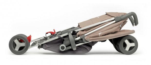 Коляска-трость Silver Cross Reflex Sand