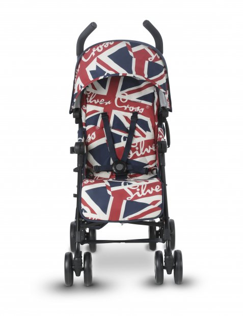 Коляска Silver Cross POP 2 Cool Britannia