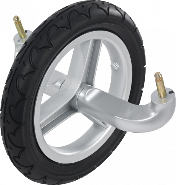3-е колесо для коляски Silver Cross Surf Silver