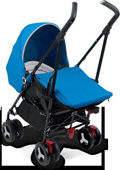 Комплект для новорожденного для коляски Silver Cross Reflex sky blue