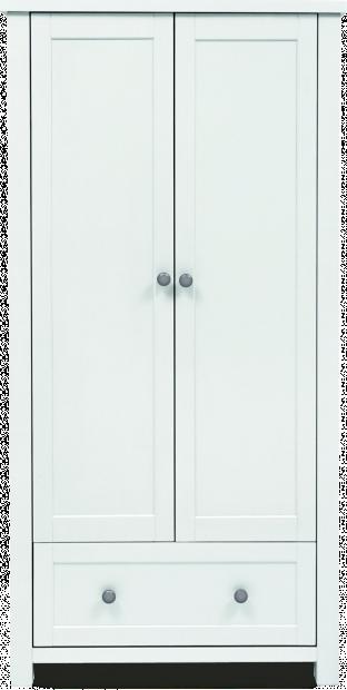 Шкаф для детской комнаты Silver Cross Nostalgia Wardrobe