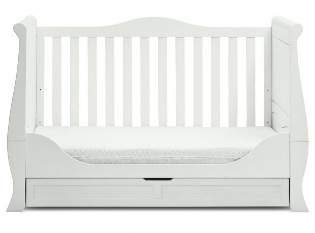 Кровать для детской комнаты Silver Cross Nostalgia Cot Bed
