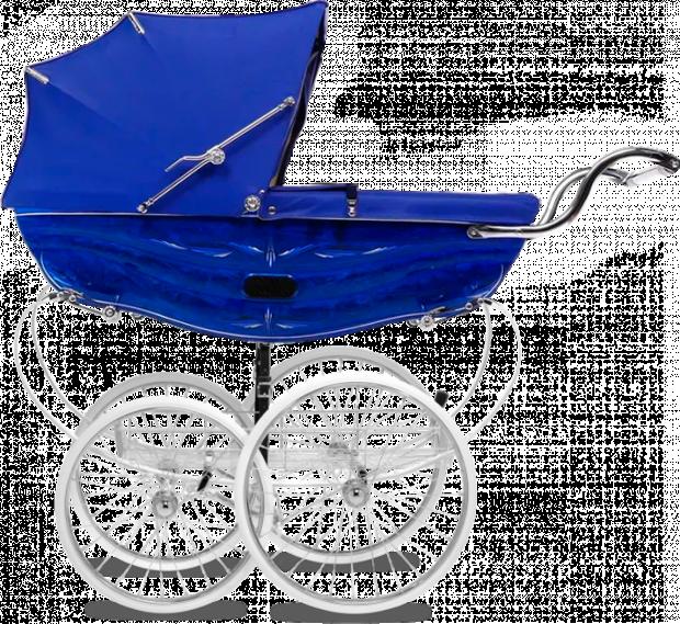 Коляска для новорожденных Silver Cross Balmoral Cote d'Azur