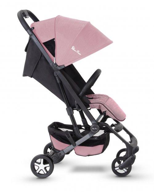 Прогулочная коляска Silver Cross Wing Powder Pink