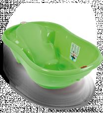 Ванночка анатомическая Ok Baby Onda зелёный