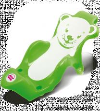 Горка для купания Ok Baby Buddy зелёный