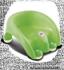 Сиденье в ванну Pouf зелёный